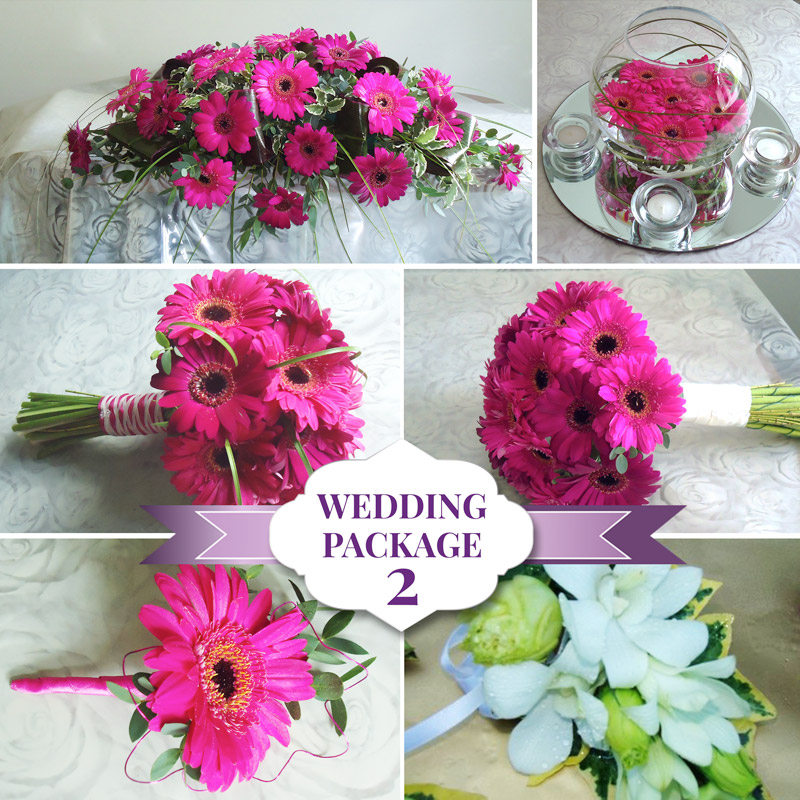 Wedding Flower Packages Mayo : Wedding packages balloon design flowers hertfordshire